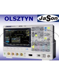 Oscyloskop 200MHz, 4 kanały, 2GSa/s, 140Mpts, SPO - SIGLENT SDS2204X