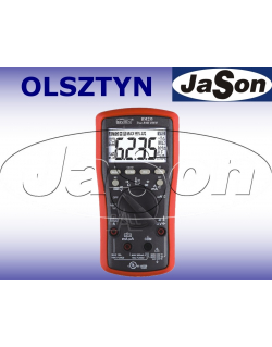 Multimetr TRMS, AC+DC, VFD, EF, 50kHz z pomiarem temperatury - Brymen BM235