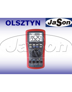 Multimetr, logger, rejestrator, 7000pom., TRMS, RS232C/USB - Brymen BM525s