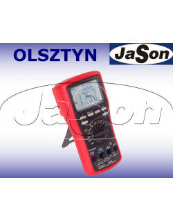 Multimetr TRMS, AC+DC, T1,T2, dual LCD, USB - Brymen BM829s