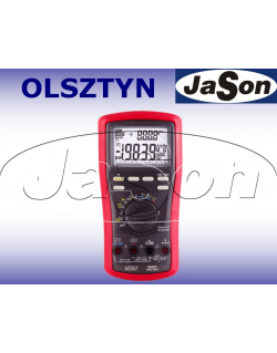 Multimetr TRMS, 20kHz, 4 1/2cyfry, VFD & Hz, BeepLit, ACV  - Brymen BM839
