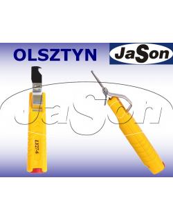 Nóż do ściągania izolacji 8-28 mm / korowarka - OPT LY27-6