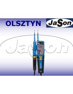 Tester elektryka 1..1000VAC, 1..1500VDC, znak bezpieczeństwa B - NIEAF SMITT Eazy Volt PRO LCD