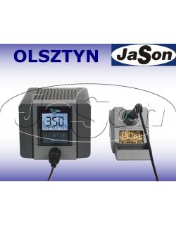 Stacja lutownicza cyfrowa 120W, 230V AC, 200°C ÷450°C, ESD - QUICK TS1200D
