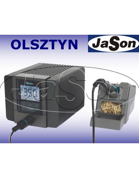 Stacja lutownicza cyfrowa 90W, 230V AC, 100°C ÷480°C, ESD - QUICK TS2200D