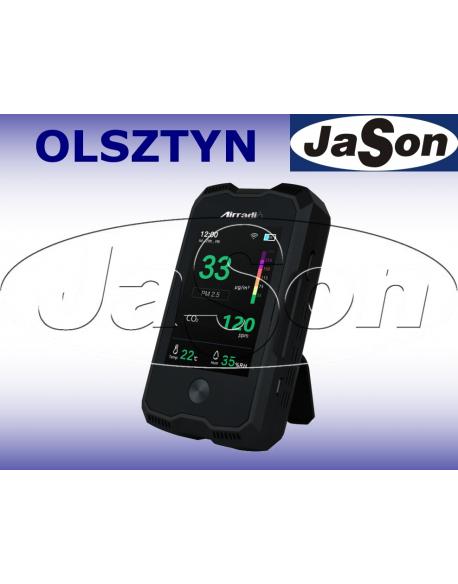 Miernik parametrów jakości powietrza PM2,5, PM10, temperatury, wilgotności, WiFi - HW SENSOR A6