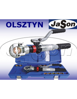 Praska heksagonalna hydrauliczna 10-300mm2 - OPT HCT622