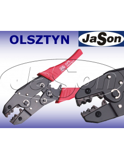 Zaciskarka złączy koncentrycznych RG214 2,5/3,25/10,8 mm - OPT LY891