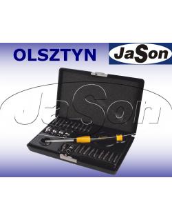 Zestaw narzędzi ESD / uchwyt + bity + nasadki [24szt.] - WhirlPower 112-1126