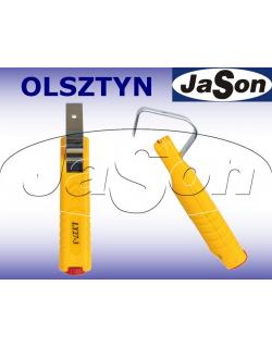 Ściągacz izolacji 28-35mm / nóż - korowarka - OPT LY27-3