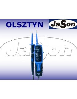 Tester elektryka / 10..690VAC/DC - NIEAF SMITT Eazy Volt BASIC LED