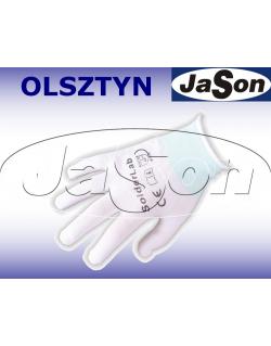 Rękawice ochronne ESD polyestrowe M - SOLDERLAB