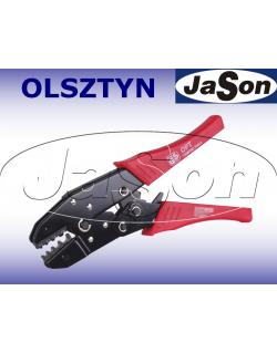Zaciskarka końcówek nieizolowanych 0,1-10mm2 - OPT LY11