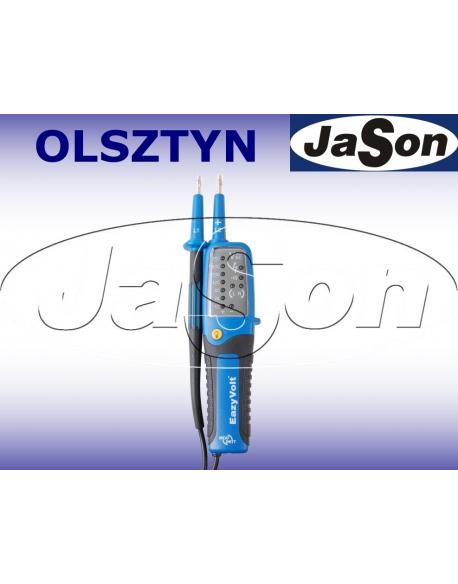 Tester elektryczny 12 ~ 750V, LED, znak bezpieczeństwa B - NIEAF SMITT Eazy Volt