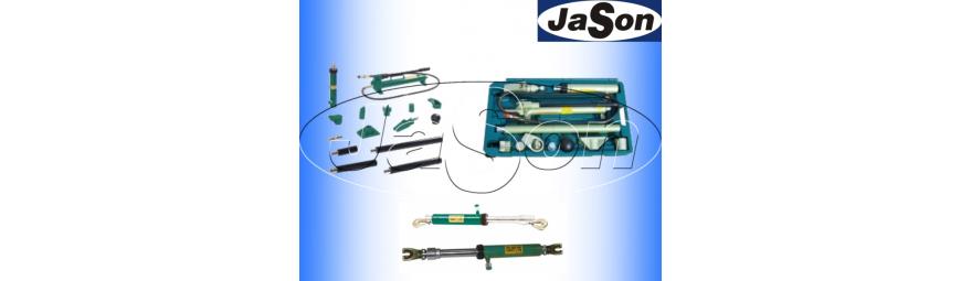 Ściągacze i rozpieraki hydrauliczne oraz mechaniczne do elementów karoseryjnych