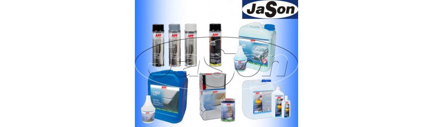 Materiały do ochrony powierzchni - środki zabezpieczające