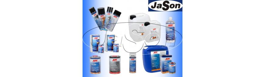 Rozpuszczalniki i rozcieńczalniki nitro, do farb, uniwersalne, aceton