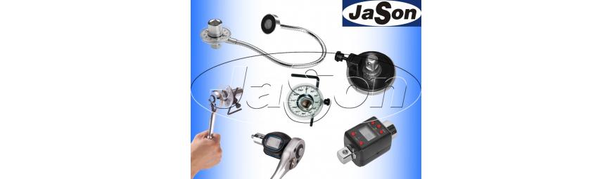 Kątomierze do kluczy dynamometrycznych z różnym napędem i mocowaniem