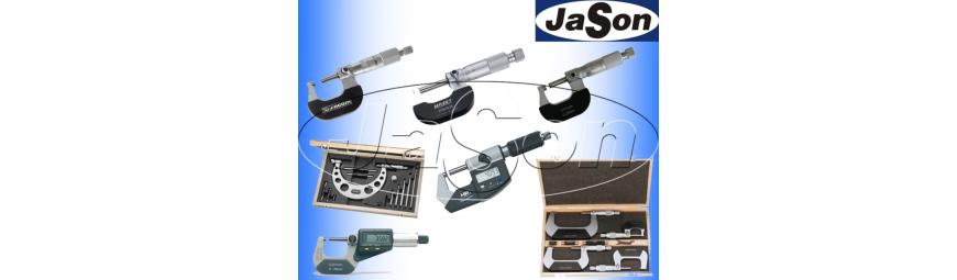 Mikrometry elektroniczne, zegarowe - wewnętrzne i zewnętrzne
