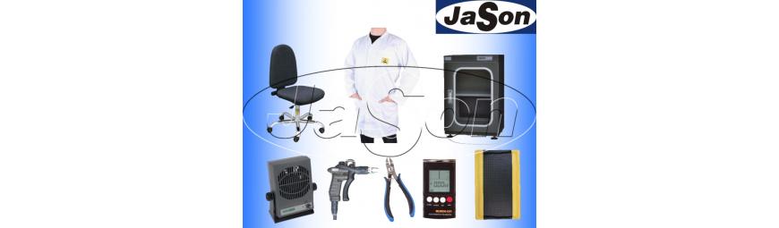 Ochrona antystatyczna ESD - narzędzia, meble, lampy, odzież i inne