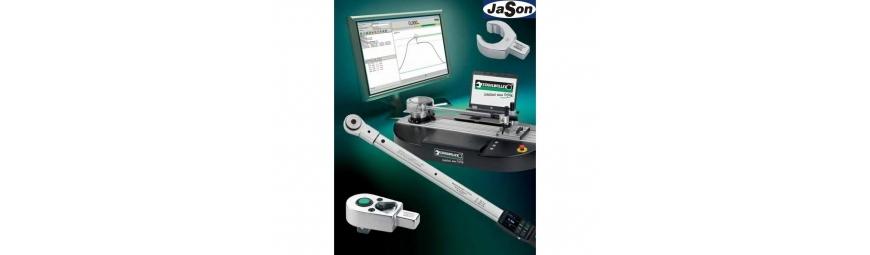 Dynanometria - klucze, wkrętaki, osprzęt - certyfikacja, naprawy