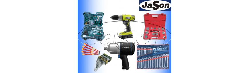 Narzędzia warsztatowe ręczne i pneumatyczne oraz elektronarzędzia