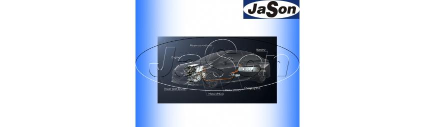 Zestawy i narzędzia do samochodów hybrydowych i elektrycznych
