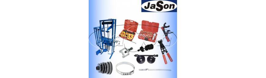 Narzędzia i osprzęt do naprawy zawieszenia - ściągacze, osłony i inne