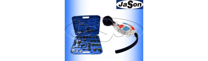 Narzędzia i osprzęt do naprawy układów chłodzenia