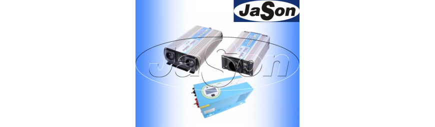 Przetwornice napięcia, investery - falowniki 50Hz, DC/AC, sinusoidalne