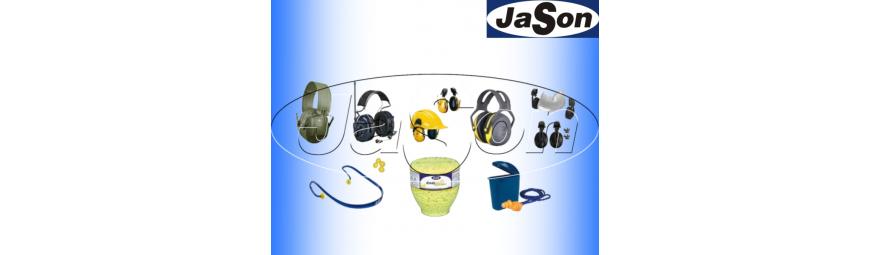 Ochronniki słuchu - zatyczki do uszu, nauszniki, wkładki