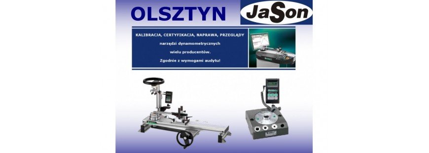 Kalibracja, certyfikacja, naprawa, przeglądy narzędzi dynamometrycznych